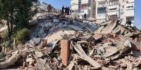 افزایش کشتههای زلزله ترکیه به ۱۲ نفر/ ثبت بیش از ۸۴ پسلرزه