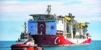 ترکیه حفاری دومین چاه گازی در دریای سیاه آغاز کرد