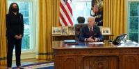 بایدن اعلام آمریکا مبنی بر بازگشت تحریمهای سازمان ملل علیه ایران را لغو کرد