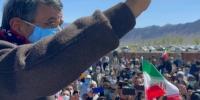 در مراسم بزرگداشت کریم خان زند در لرستان چه گذشت؟/  احمدی نژاد مهمان ویژه