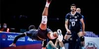آغاز مسابقات سخت تیم ملی والیبال/ رقابت جذاب ایران و آمریکا