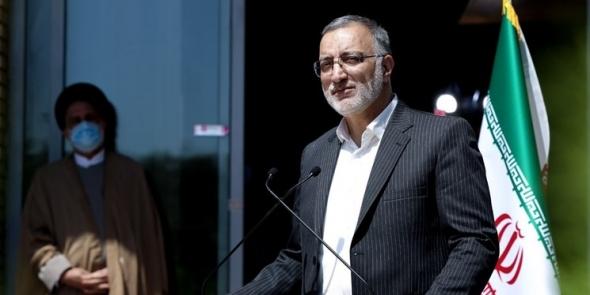 زاکانی شهردار تهران شد