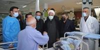 پیوستن بیمارستان امام خمینی (ره) البرز به مراکز درمانی بیماران کرونایی