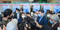 افتتاح یکی از بزرگترین مراکز واکسیناسیون کشور در البرز