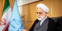 دستور رئیس قوه قضائیه پیرامون تصاویر منتشر شده از زندان اوین