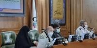 حضور چمران در جلسه امروز شورای شهر تهران پس از ۲ هفته