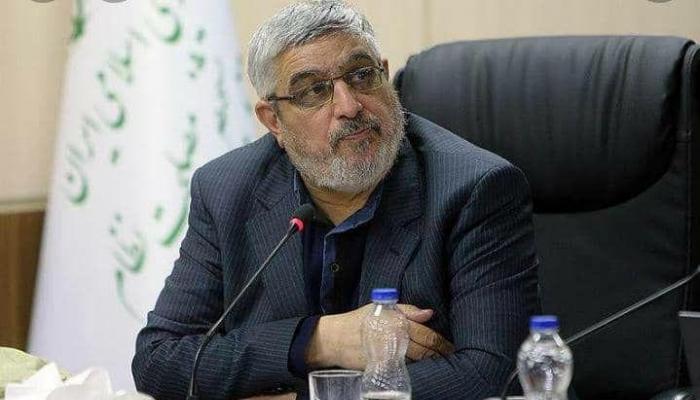 سردار سرتیپ پاسدار کاظمینی به عنوان استاندار تهران به هیئت دولت معرفی شد